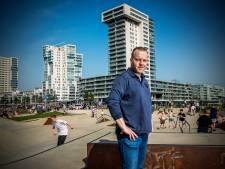 Nesselande is na 20 jaar geen 'Monaco aan de plas', maar Auke woont er prima