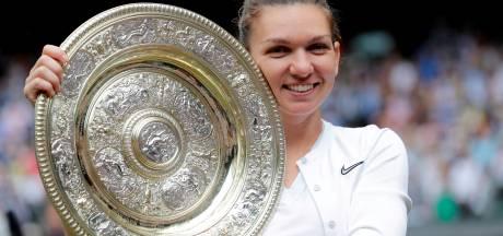 Simona Halep, tenante du titre, déclare forfait pour Wimbledon