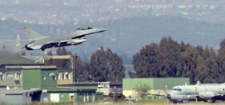 Six F-16 pour contrôler l'embargo sur les armes