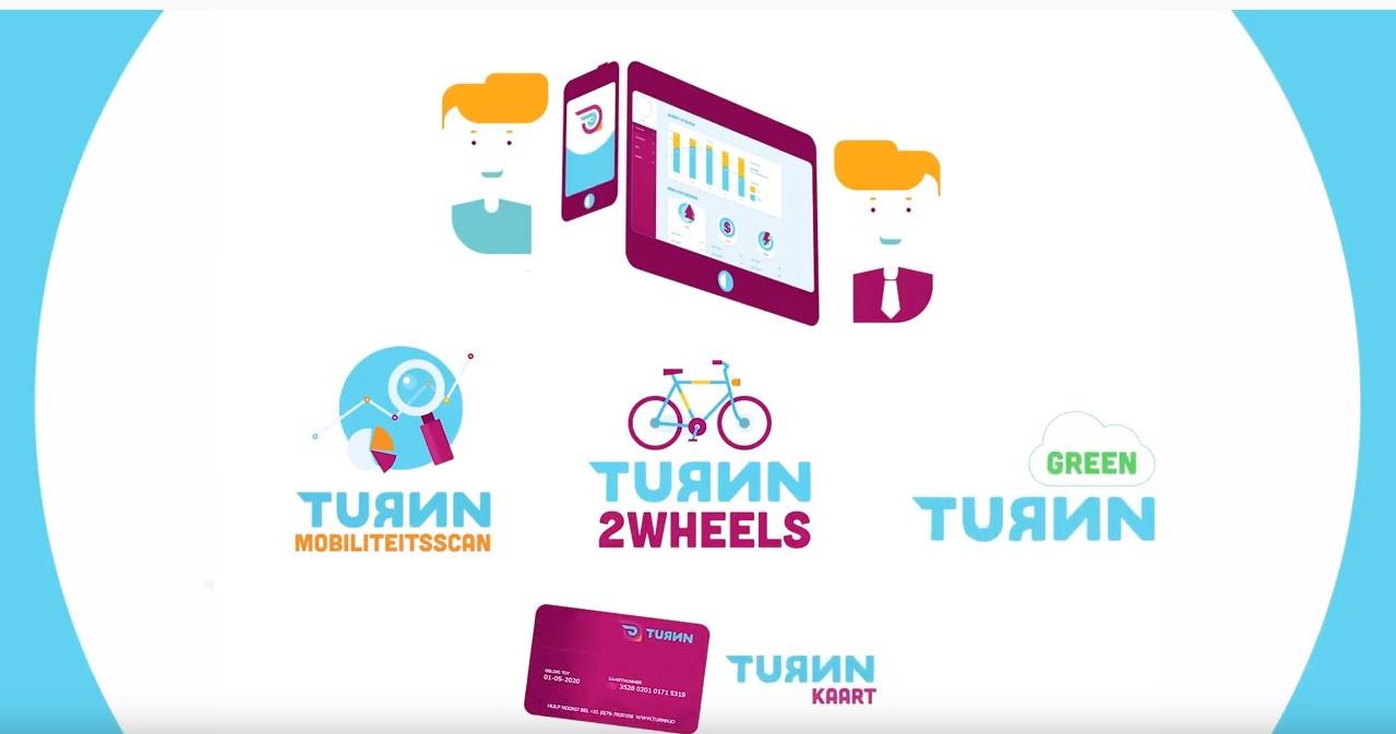 TURNN-app gaat medewerkers van ASML en de gemeente Eindhoven adviseren over alternatieven voor de auto.