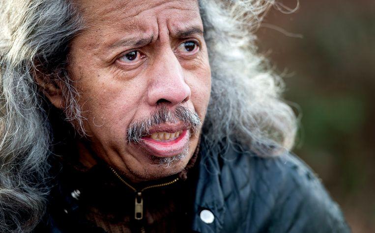 Junus Ririmassi, een van de drie kapers die de bestorming overleefde. Beeld Hollandse Hoogte /  ANP