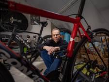 Remco uit Emmeloord op brute manier beroofd van peperdure tijdritfiets: 'Ik lag versuft op de grond'