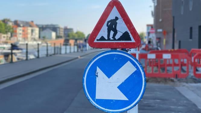 Elk jaar worden zo'n honderd verkeersborden  'meegenomen' of beschadigd van Gentse stadsdienst