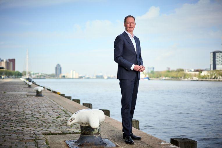 Marc Kuipers: 'In Nederland moet de productie goedkoop, dus wordt de werknemer laag betaald'. Beeld Phil Nijhuis