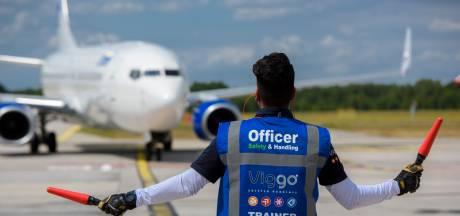 Afhandelaar Eindhoven Airport ziet omzet kelderen; Belgische branchegenoot valt om