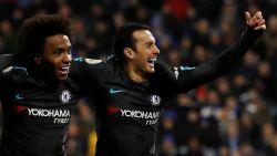 Transfer Talk. Zowel Pedro als Willian vertrekken bij Chelsea - Charleroi versterkt rangen met Bulgaarse vleugelspeler