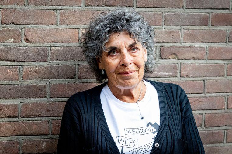 """Hanneke Groenteman moet hypotheek verhogen voor nieuwe tanden: """"Ben van mijn elektrische fiets gevallen"""" Beeld Brunopress/Patrick van Emst"""