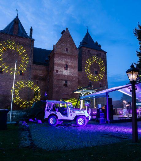 Slot Loevestein gastheer voor landelijke opening 75 jaar Verenigde Naties