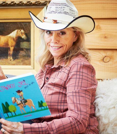 'Cowboy Jel'  laat als een soort Pipi Langkous kinderen in zichzelf geloven