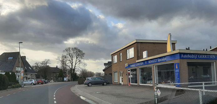 Garage Gerritsen aan de Tielsestraat in Andelst sluit na bijna een eeuw de deuren.