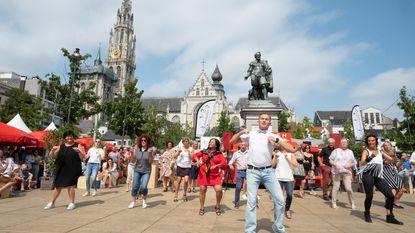 Bollekesfeest lokt 200.000 bezoekers naar Antwerpse binnenstad