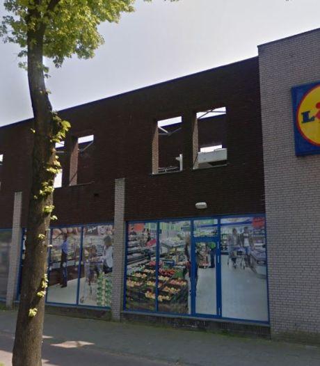 Lidl gaat winkel aan Bosscheweg slopen en kwartslag gedraaid weer opbouwen
