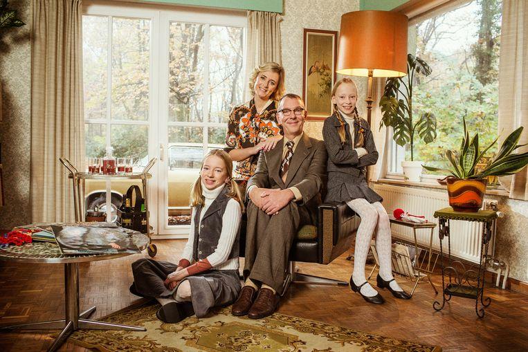 Groeten uit - Herman Verbruggen & gezin