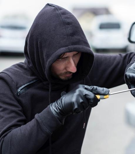 Politie pakt helers van Lexus in Veghel, maar laat de dieven lopen