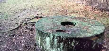 Oisterwijk ziet weggevoerde molensteen niet als erfgoed