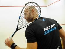 Squasher Schweertman gaat in Amsterdam voor titelprolongatie op NK