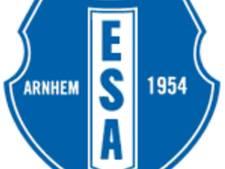 ESA na gelijkspel naar finale nacompetitie