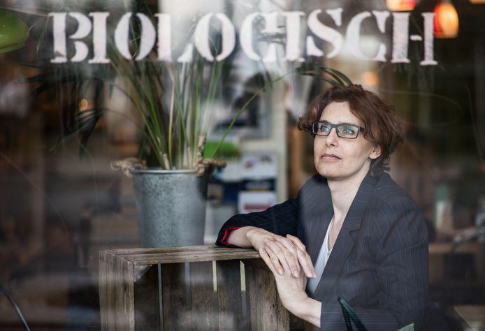 Michelle van Doorn, gemeenteraadslid van Partij voor de Dieren én architect achter het Nijmeegse afsteekverbod.