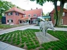 Museum Natura Docet Wonderryck in Denekamp in zwaar weer