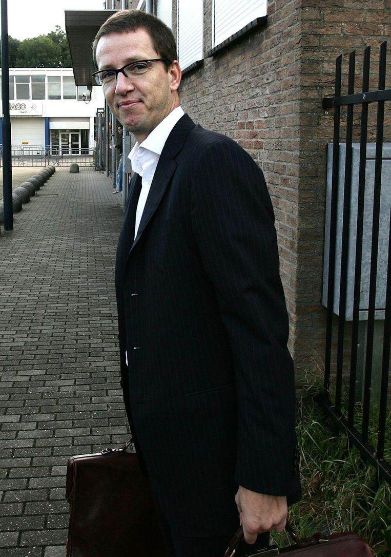Advocaat van Basebya, Victor Koppe. Beeld