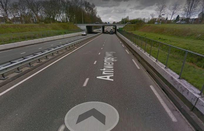 Een van de controles was op de Antwerpseweg.