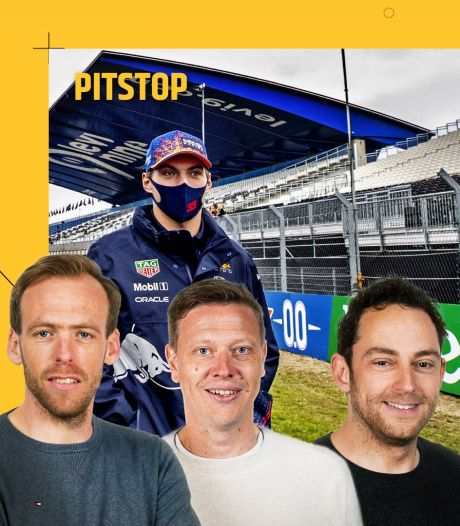 Podcast Pitstop | De Formule 1 gaat hier nooit meer weg