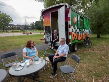 Verborgen groen: Een praatje maken met koffie of thee in  park Achtse Barrier