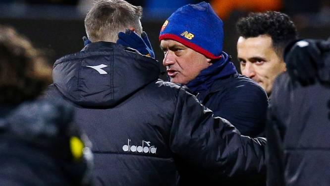 Mourinho wekt verbazing na pak rammel tegen Bodø/Glimt: 'Zij hebben meer kwaliteit'