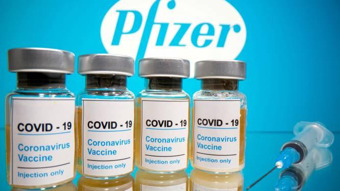 """Pfizer """"très proche"""" d'une demande d'autorisation pour son vaccin contre la Covid-19"""