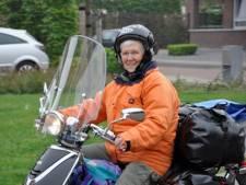 Mariet (77) bezocht 36 landen en reist nu in haar uppie op de scooter door Italië, 'bijna alles gezien hier'