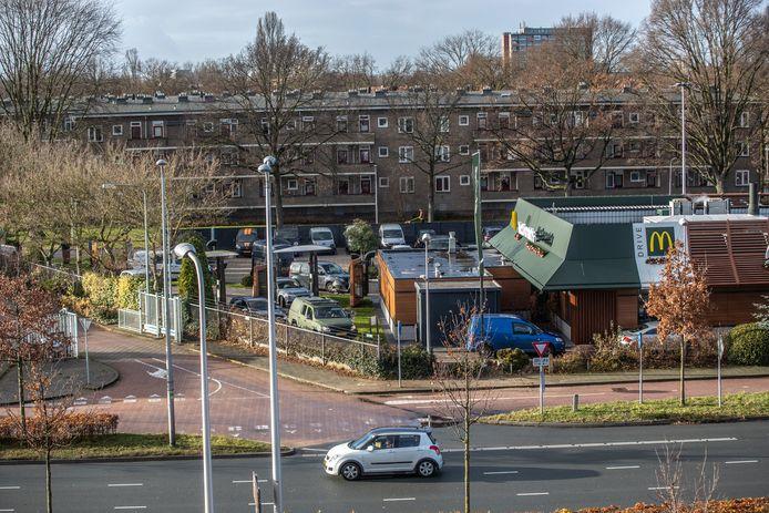 Het meisje werd voor het laatst gezien bij de McDonalds Zwolle-Noord