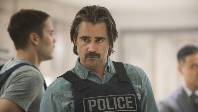 Colin Farrell in het tweede seizoen van True Detective. Beeld LACEY TERRELL