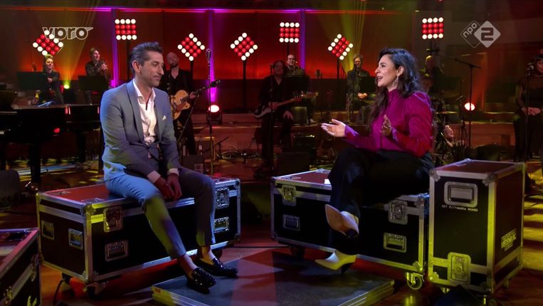 On stage Beeld NPO 2