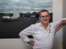 Walter uit Someren bemiddelt tussen politie en demonstrerende boeren: 'Ik zorg ervoor dat het niet uit de hand loopt'