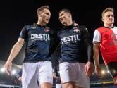 Freek Heerkens (Willem II): 'Ajax is van een ander niveau dan dit Feyenoord'