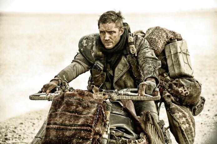 "Tom Hardy dans ""Mad Max Fury Road"""
