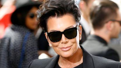 Kris Jenner baalt van 'pornonaam' voor kleinkind