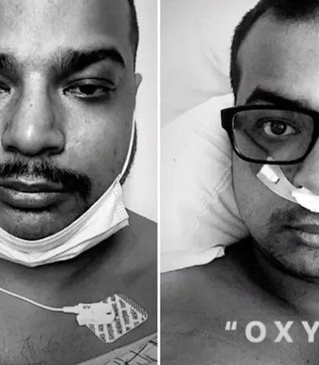Gelovige man (34) die zich verzette tegen vaccin verliest strijd tegen corona: 'Dit is hartverscheurend'