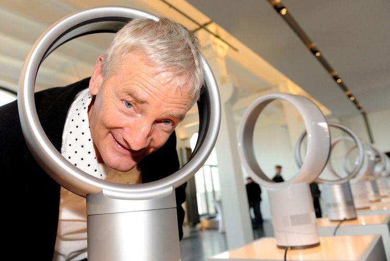 Uitvinder en ingenieur James Dyson in 2010. Beeld EPA