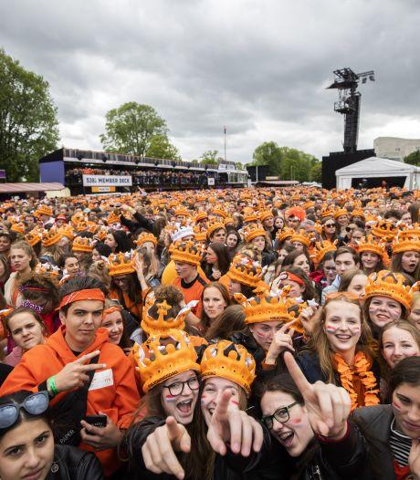 Meer dan een miljoen aanvragen voor ticket 538 Oranjedag in Breda