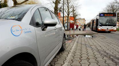 Cambio vervangt 9.400 privéwagens of 18 voetbalvelden aan parkeerplaats