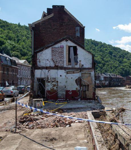 30 logements temporaires pour les sinistrés installés à Chaudfontaine