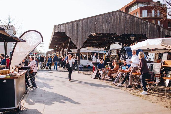 Dokmarkt Antwerpen