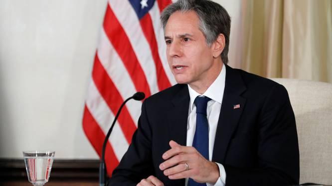 "Amerikaanse minister Blinken: ""Taliban laten mensen met juiste documenten vertrekken"""