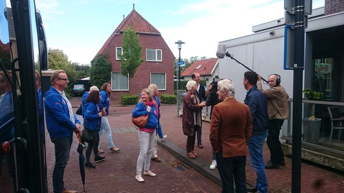 Jury Brabantse Dorpen Derby doet Gilze aan