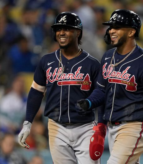 Honkballer Albies met Atlanta Braves op weg naar World Series