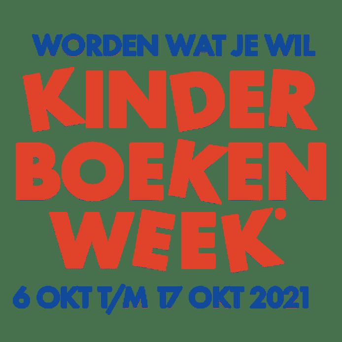 logo kinderboekenweek 2021