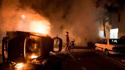 Voor tweede nacht op rij zware rellen in Nantes
