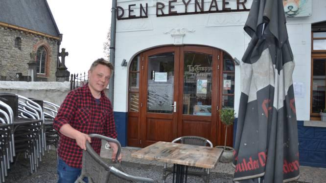 """""""Terras voor goed én slecht weer staat klaar"""": David besliste vlak voor coronacrisis om Den Reynaert in Daknam over te nemen"""