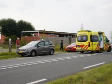 Gewonde bij aanrijding op IJsseldijk tussen Deventer en Olst